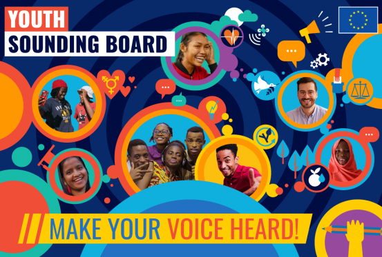 Apply to join the European Commission Youth Sounding Board for International Partnerships 2021