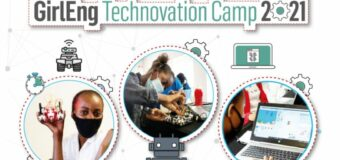 GirlEng Technovation Camp 2021 for Girls in STEM in South Africa