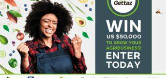 GoGettaz Agripreneur Prize 2021 for Young Agri-food Entrepreneurs (Up to $50,000)