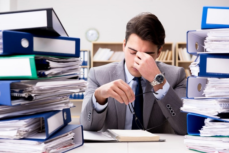 How To Deal With Work-Related Stress