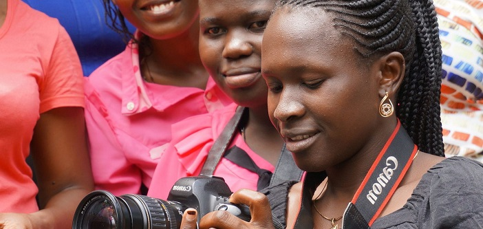 IWMF Gender Justice Reporting Initiative 2021 for South Africans and Ugandans