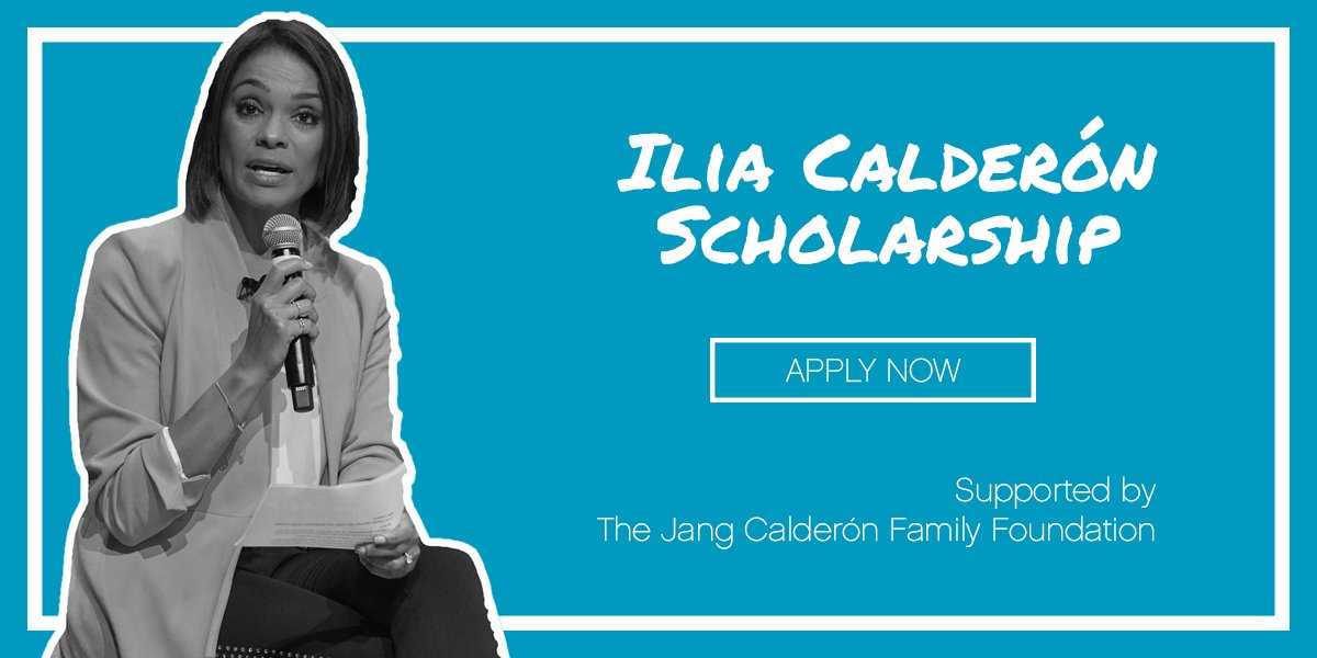 Ilia Calderón Scholarship to attend the One Young World Summit 2021 in Munich, Germany (Fully-funded)