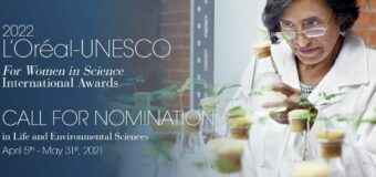 L'Oréal-UNESCO for Women in Science International Awards 2022 (Up to €100,000)