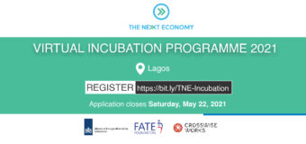 Next Economy Incubation Programme 2021 for Aspiring Entrepreneurs [Nigerians Only]