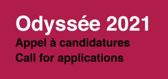 Apply for the Odyssée Artist-in-Residency Program 2021
