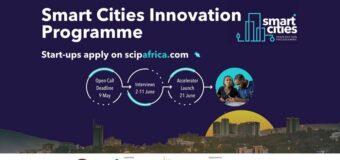 Smart Cities Innovation Programme (SCIP) 2021 for African Tech Start-ups