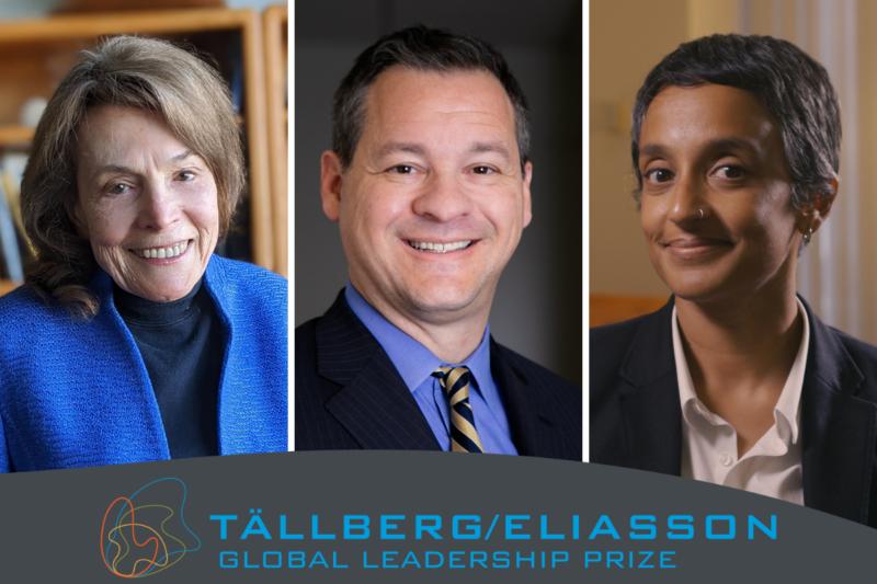 Tällberg-SNF-Eliasson Global Leadership Prize 2021 (Up to $75,000)