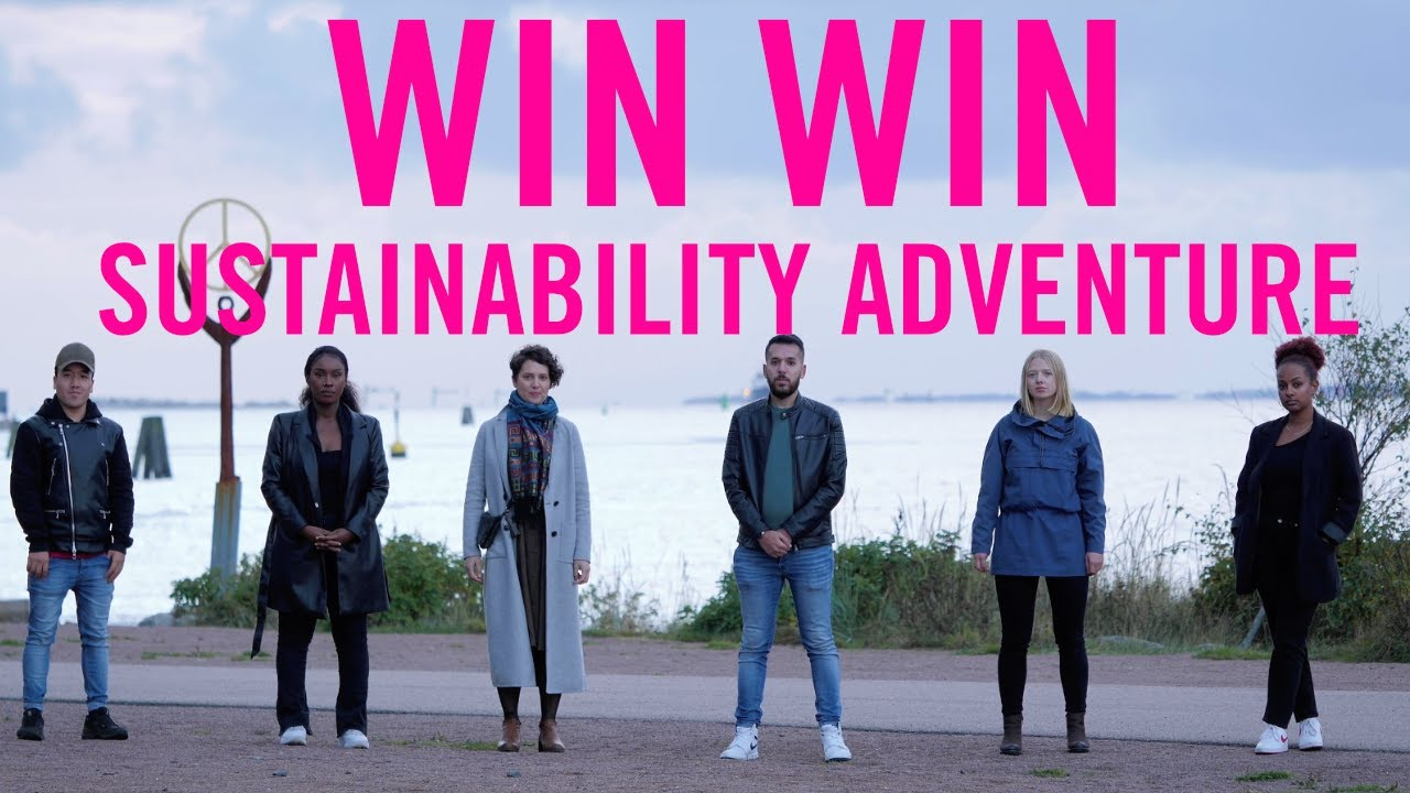 Win Win Gothenburg Sustainability Youth Award 2021 (Up to SEK 50,000)