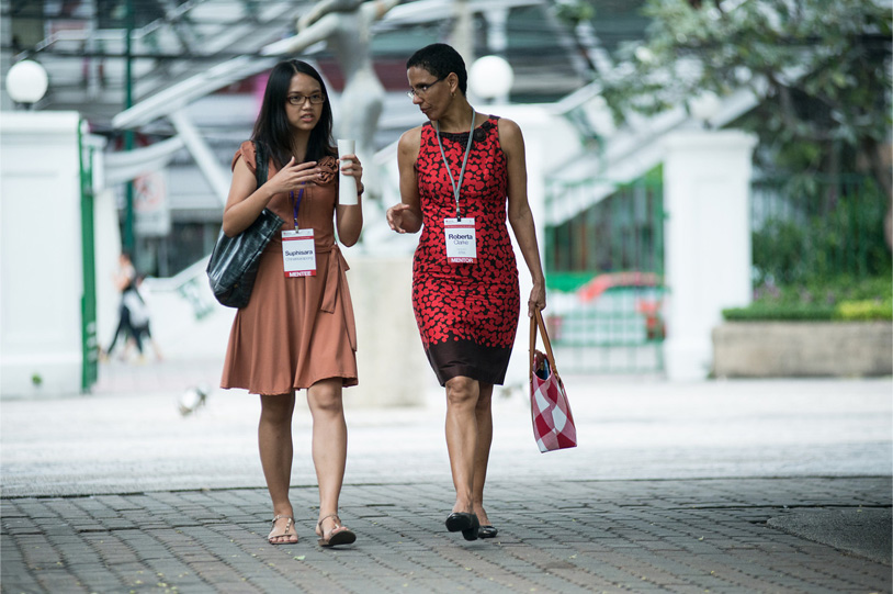 YSEALI Women's Leadership Academy 2021 Call for Mentors