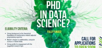 AIMS PhD in Data Science 2021 for Emerging African Scientists (Fully-funded)
