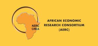 African Economic Research Consortium (AERC) Masters Fellowship 2021/2022