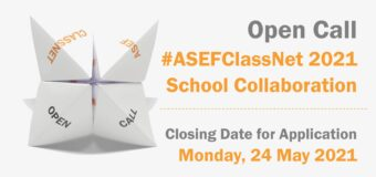 Asia Europe Foundation (ASEF) Classroom School Collaborations 2021