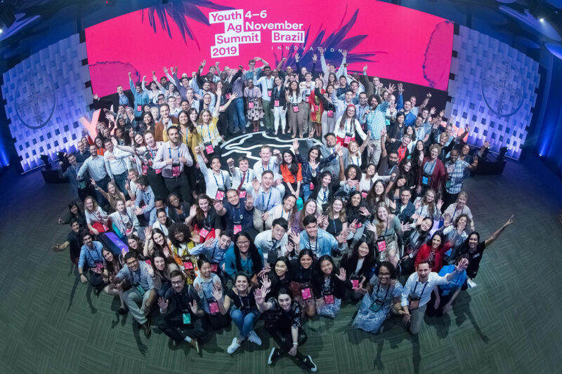 Bayer Youth Ag Summit 2021 for Agricultural Changemakers