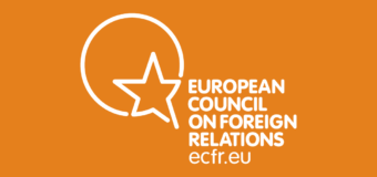 European Council on Foreign Relations (ECFR) Visiting Policy Fellowship 2021