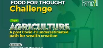 Farmz2u 'Food For Thought' Challenge 2021 for Nigerians and Kenyans