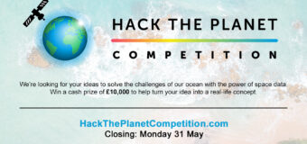 Commonwealth/Satellite Applications Catapult Hack the Planet Competition 2021 (Win £10,000)