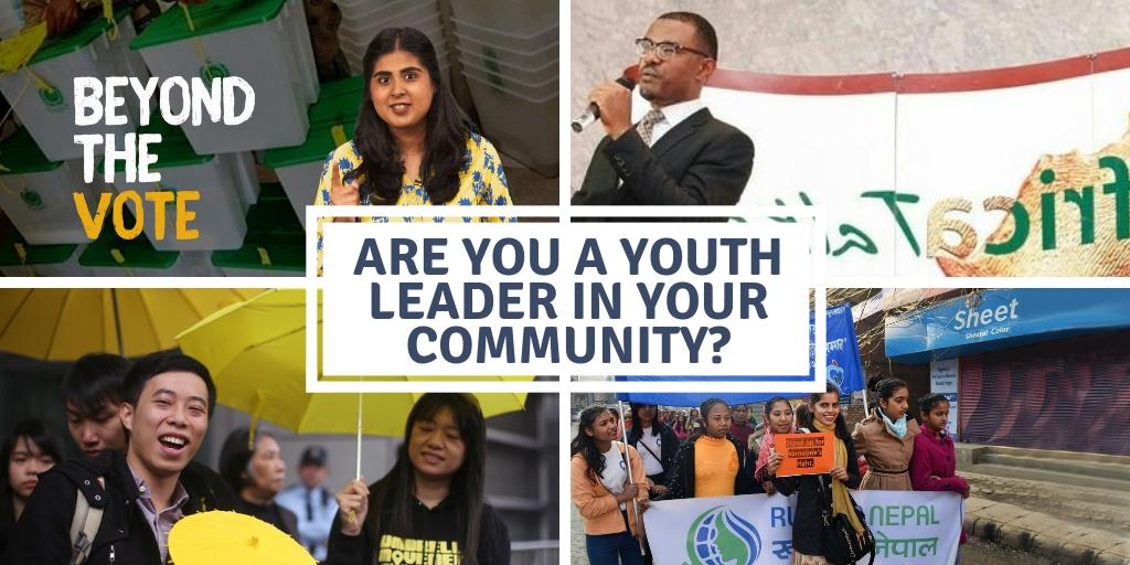 Hurford Youth Fellowship Program 2021 (Fully-funded)