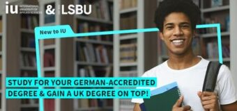 Extra Degree, Extra Advantage: New exclusive offer from IU and LSBU, plus 80% Scholarship
