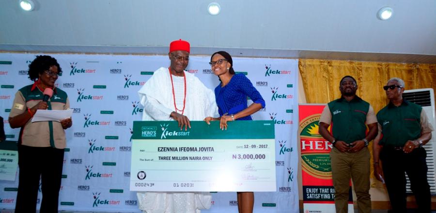 International Breweries Foundation Kickstart Program 2021 for Nigerian Entrepreneurs