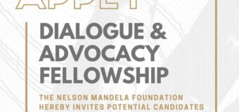 Nelson Mandela Foundation Dialogue & Advocacy Fellowship 2021