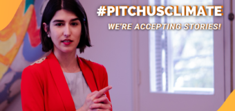 Calling Journalists: Pitch Your Climate Story and Win 150 Euros