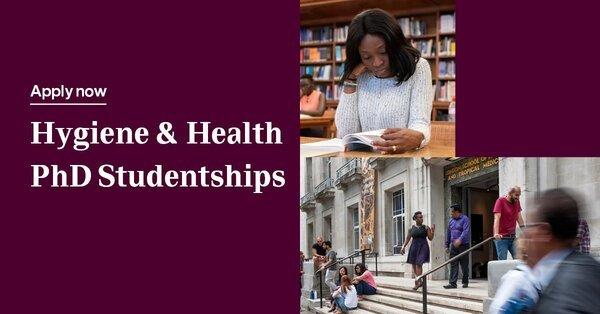 Reckitt-LSHTM PhD Studentships on Hygiene & Health in Sub-Saharan Africa 2021-2022 (Fully-funded)