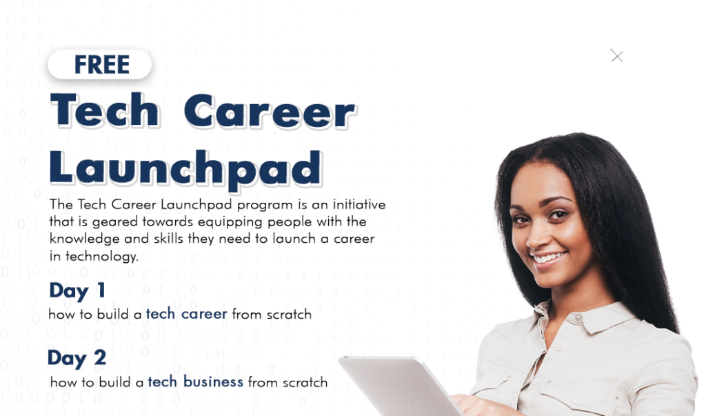 Register to attend The Tech Career Launchpad Program 2021 (FREE)