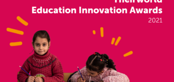 Theirworld Education Innovation Awards 2021 (£50,000 grant)