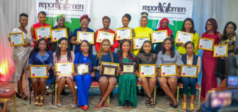 WSCIJ Report Women Female Reporters' Leadership Program 2021 [Nigerians Only]