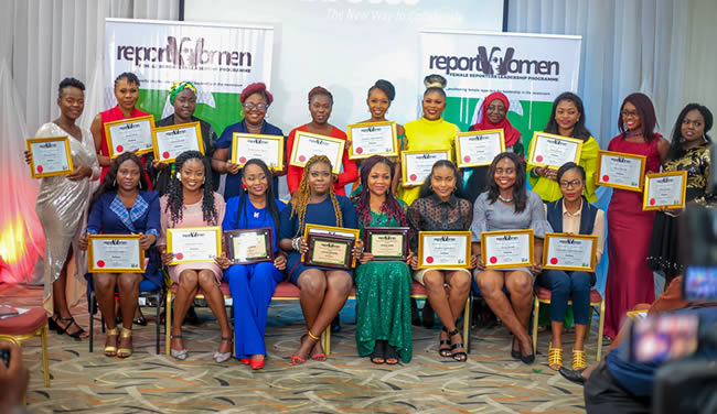 WSCIJ Report Women Female Reporters' Leadership Program 2021 [Nigerians Only]
