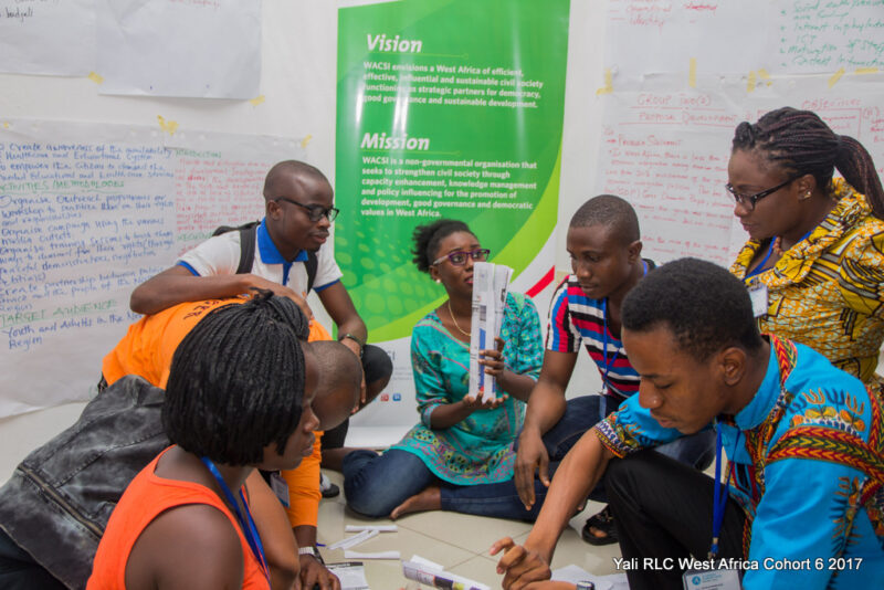 YALI RLC West Africa Emerging Leaders Program 2021 Now Open!