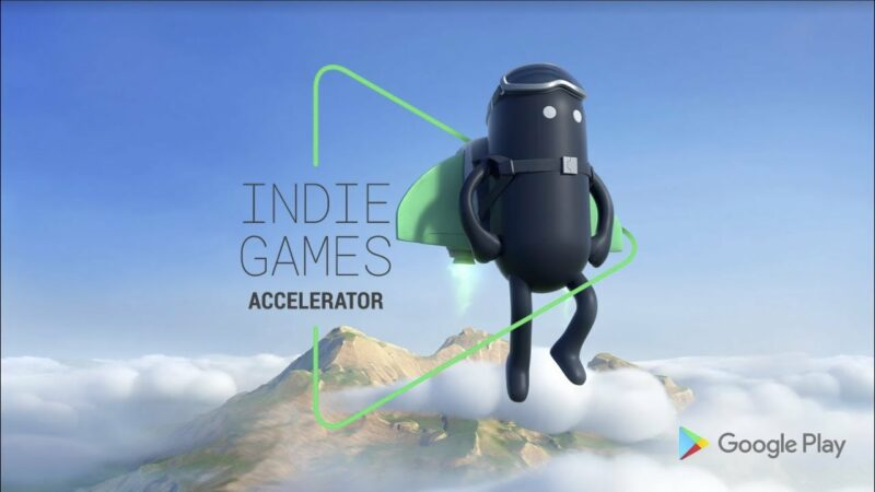 Google Indie Games Accelerator 2021 for Game Developers