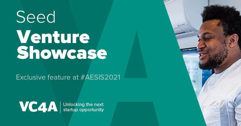VC4A Venture Showcase – Seed 2021 for Seed Stage Startups