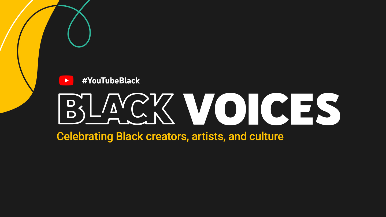#YouTubeBlack Voices Fund 2022 for Black Creators