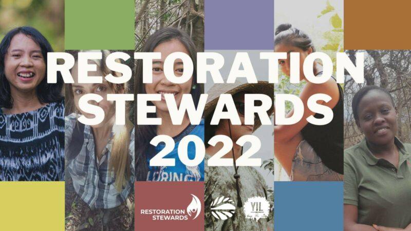 Youth in Landscapes Initiative/Global Landscapes Forum Restoration Stewards Program 2022 (€5,000 grant)