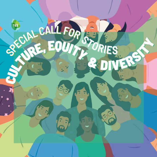 Youth4Nature #DiversityDay Call-out for Stories on Society, Culture and Biodiversity