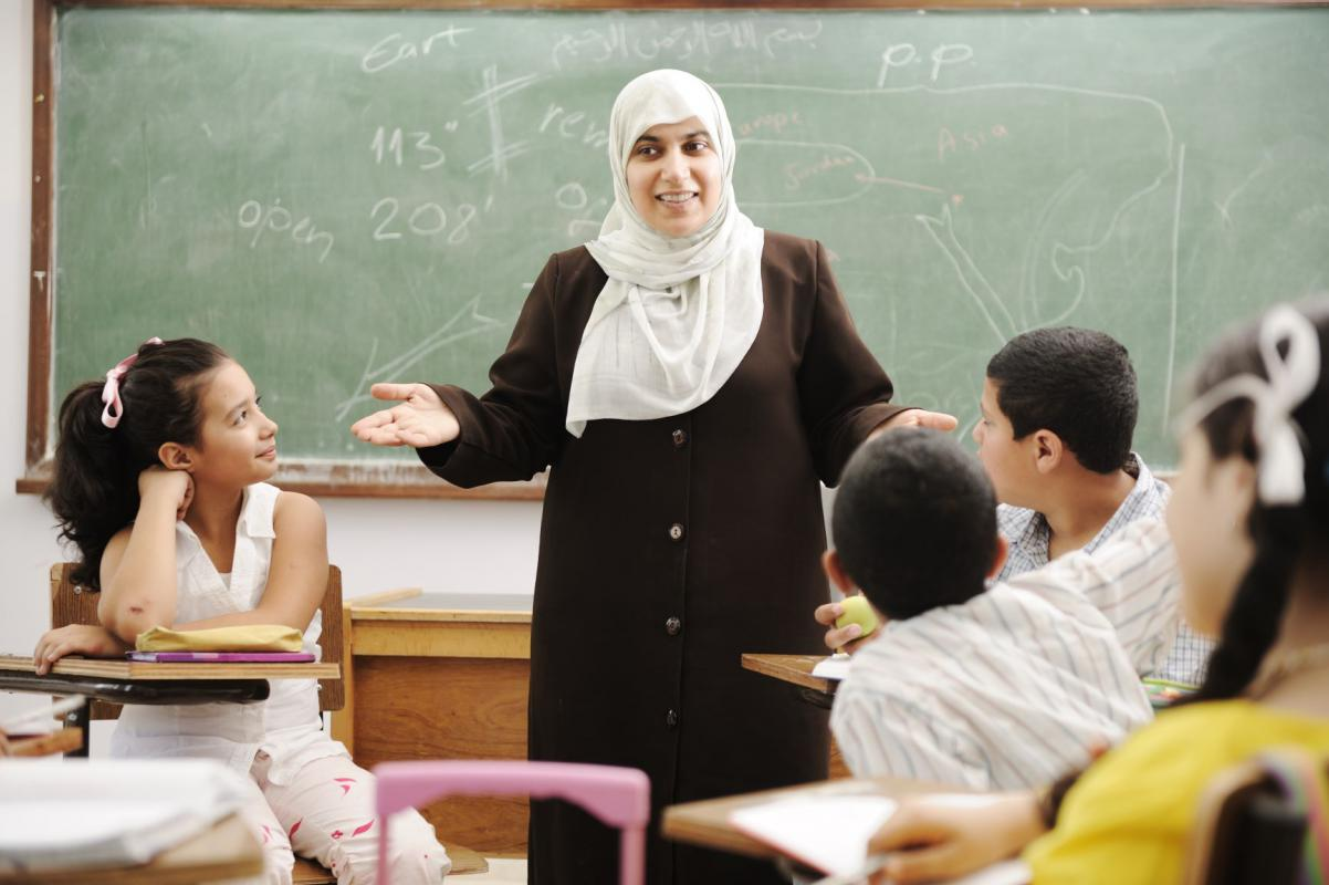 Amideast/Boeing Foundation Teach to Lead Program 2021 for Female Public School Teachers in Greater Cairo