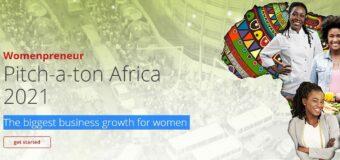 Access Bank Womenpreneur Pitch-a-ton Africa 2021 (win ₦5m & a Mini MBA)