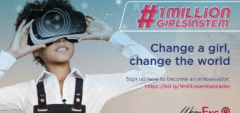 Apply to Become a WomEng #1MillionGirlsinSTEM Ambassador