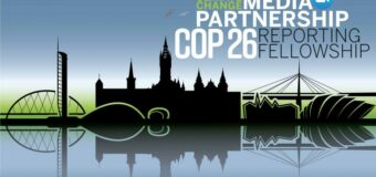 Earth Journalism Climate Change Media Partnership 2021 Reporting Fellowships to COP26 (Fully-funded)
