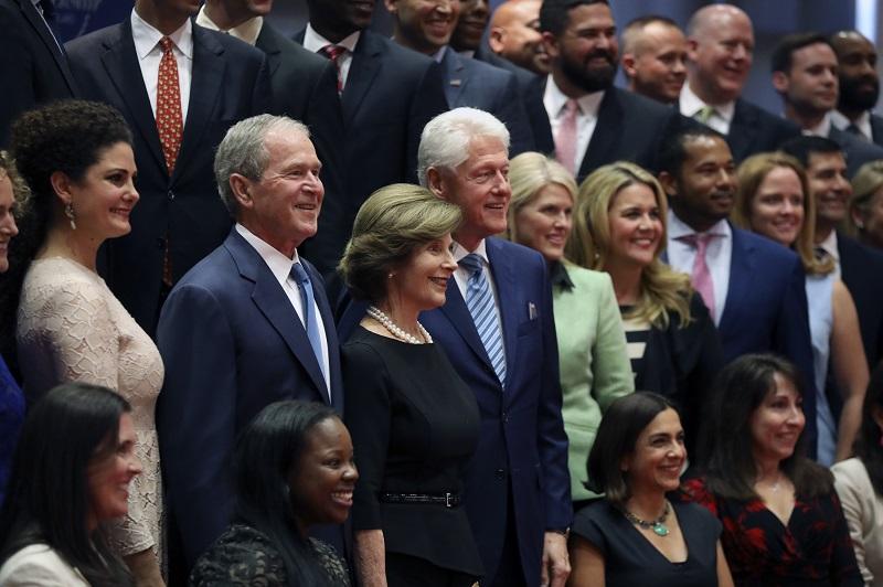 George W. Bush Presidential Leadership Scholars Program 2022 for U.S. Citizens (Funded)
