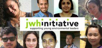 Joke Waller-Hunter Initiative Grant 2021 for Young Environmental Leaders