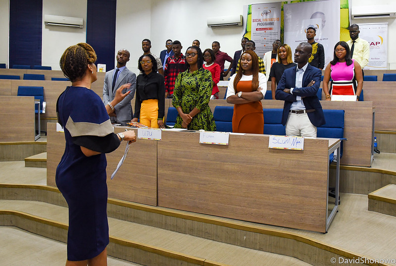 LEAP Africa Social Innovators Program 2021 for Young Changemakers