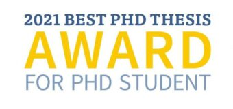 MDPI – Water Best PhD Thesis Award 2021 for Scholars (800 CHF prize)