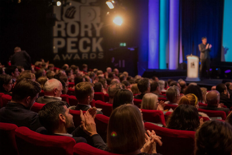 Rory Peck Awards 2021 for Freelance Journalists worldwide (£1,000 prize)