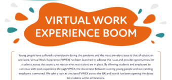 UK-Wide Virtual Work Experience Opportunities Open Up New Career Path Choices for Students