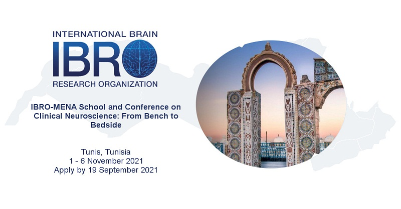 IBRO-MENA School and Conference on Clinical Neuroscience: From Bench to Bedside 2021 (Funded)