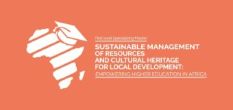 """Apply: Specializing Master's Degree Programme in """"Sustainable Management of Resources and Cultural Heritage for Local Development"""" (Fully funded)"""