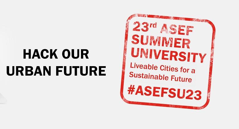 23rd ASEF Summer University Hackathon 2021 for Asians & Europeans