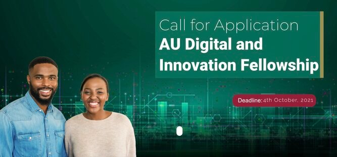 African Union Digital and Innovation Fellowship 2021 for Tech Innovators (Fully-funded to Addis Ababa)